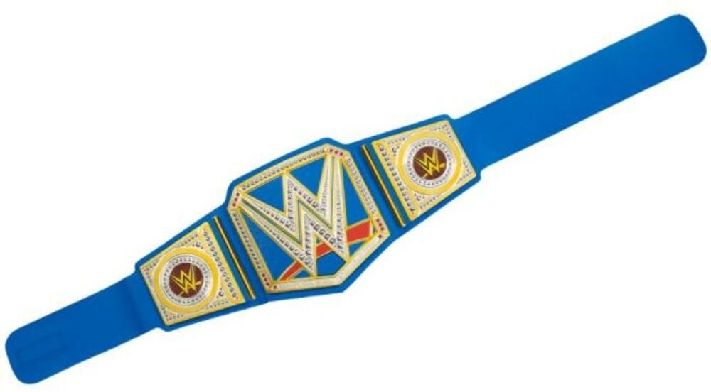 - Wwe Universal Title Belt Blue (Clcb) (Cos)