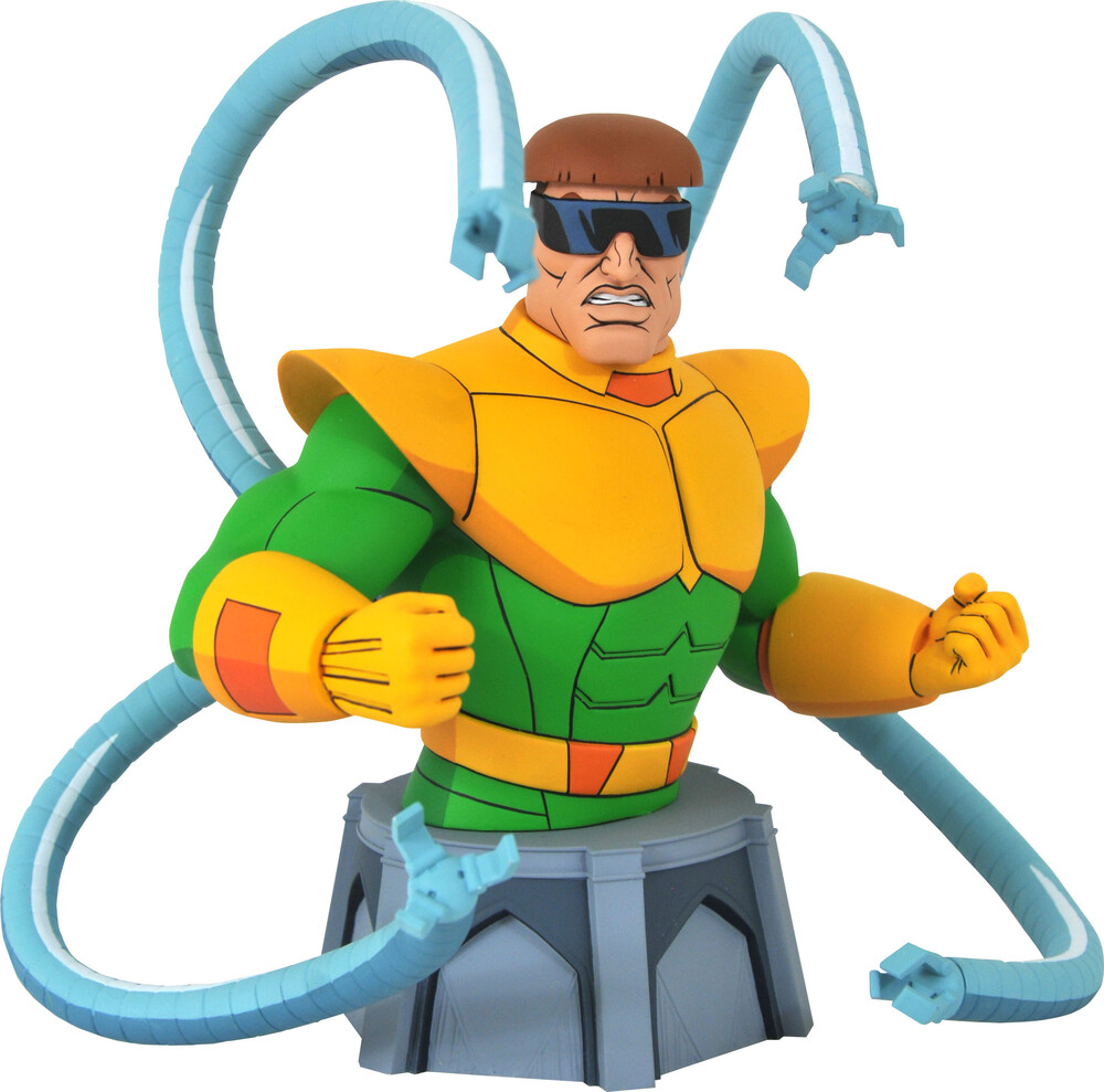 - Marvel Animated Doctor Octopus Bust (Clcb) (Stat)