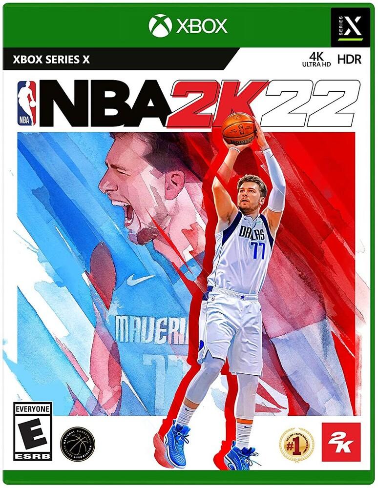 Xbx NBA 2K22 - NBA 2K22 for Xbox Series X