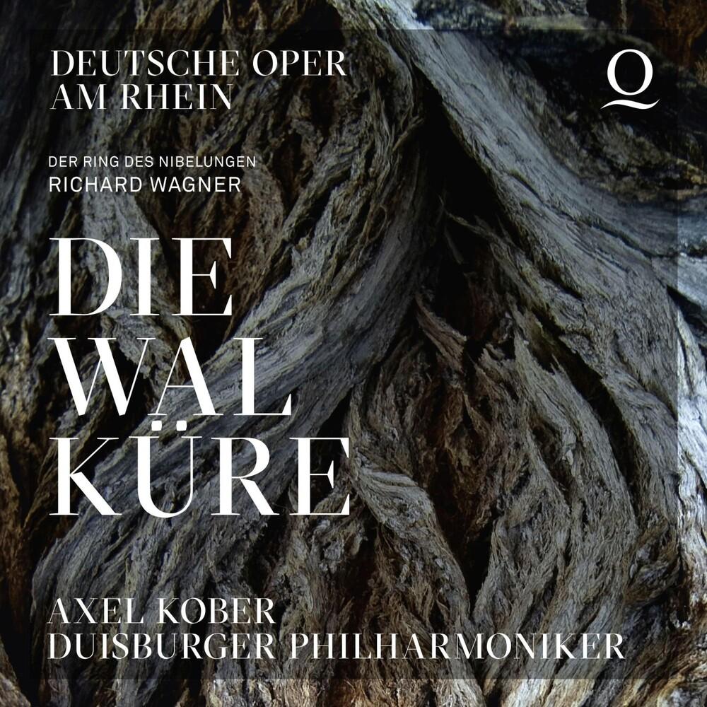 Wagner / Duisburger Philharmoniker / Kober - Die Walkure (3pk)