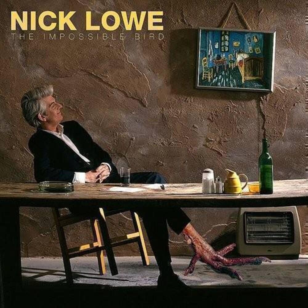 Nick Lowe - Impossible Bird [Digipak]