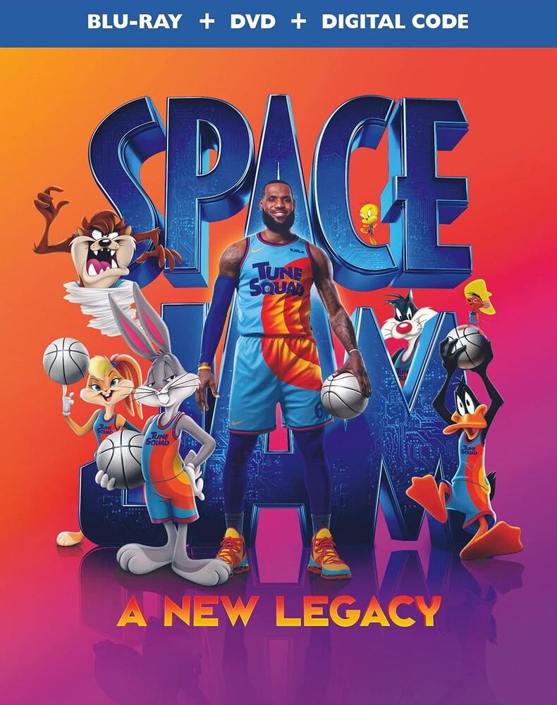Space Jam: A New Legacy - Space Jam: A New Legacy (2pc) (W/Dvd) / (2pk Digc)