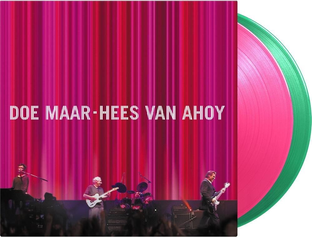 Doe Maar - Hees Van Ahoy [Colored Vinyl] (Grn) [Limited Edition] [180 Gram] (Pnk)