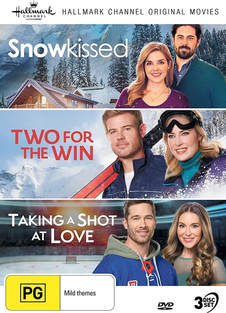 Hallmark Collection 14: Snowkissed / 2 for the Win - Hallmark Collection 14: Snowkissed / 2 For The Win