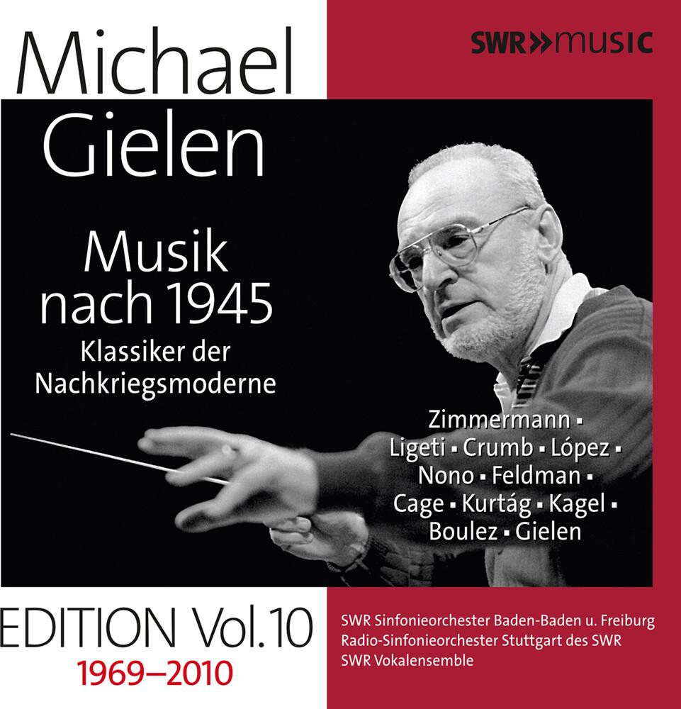 - Michael Gielen Edition 10