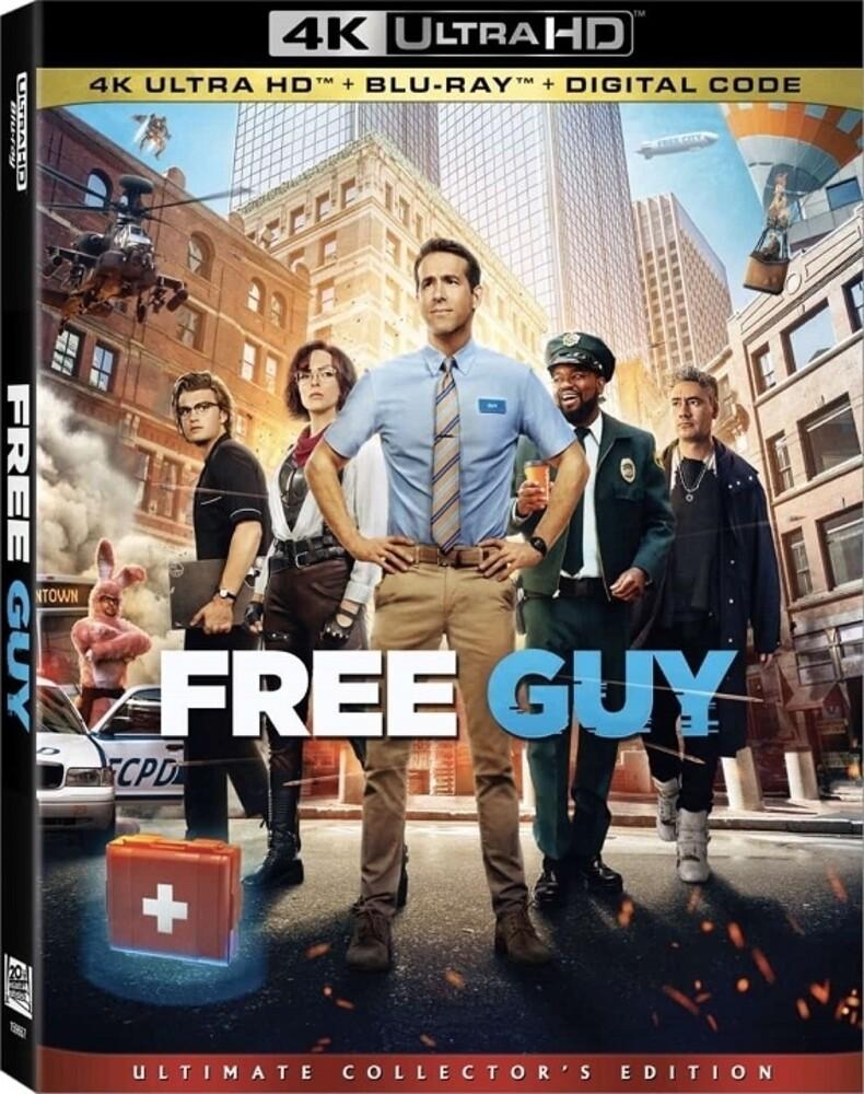 Free Guy - Free Guy