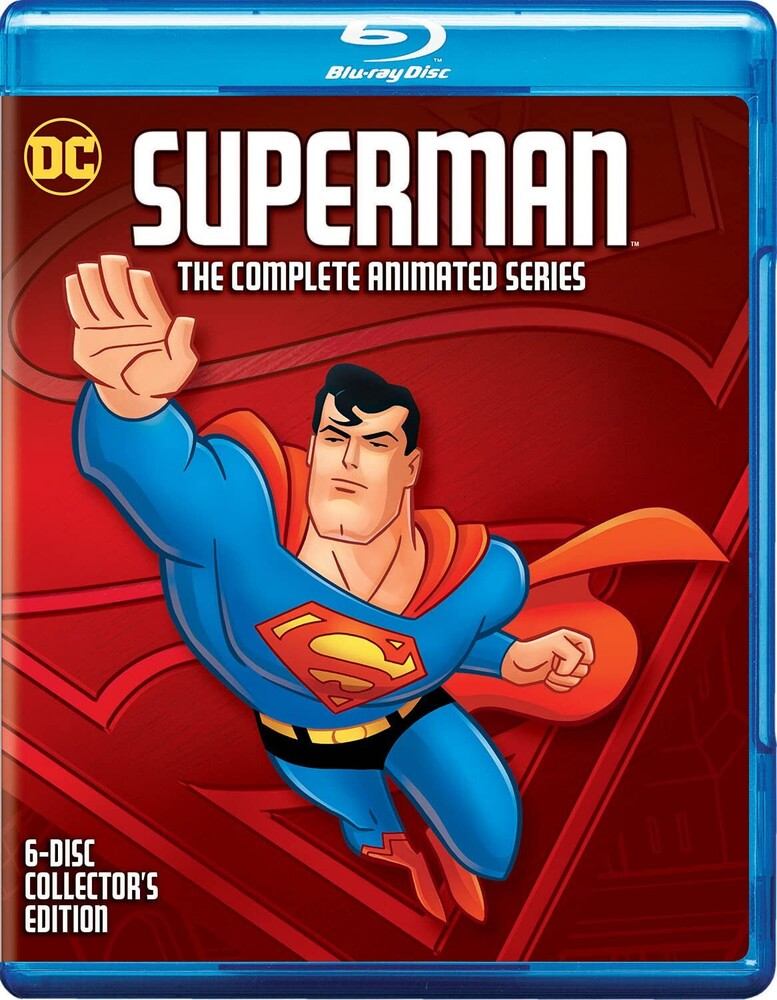 Superman: Complete Animated Series - Superman: The Complete Animated Series