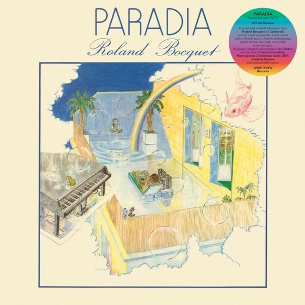 Roland Bocquet - Paradia