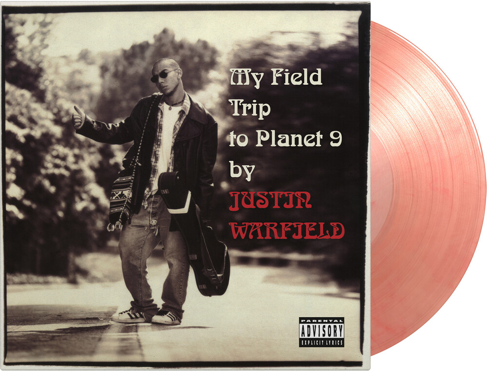 Warfield, Justin - My Field Trip To Planet 9 [Limited Gatefold, 180-Gram Crystal Clear & Solid Red Marble Colored Vinyl]