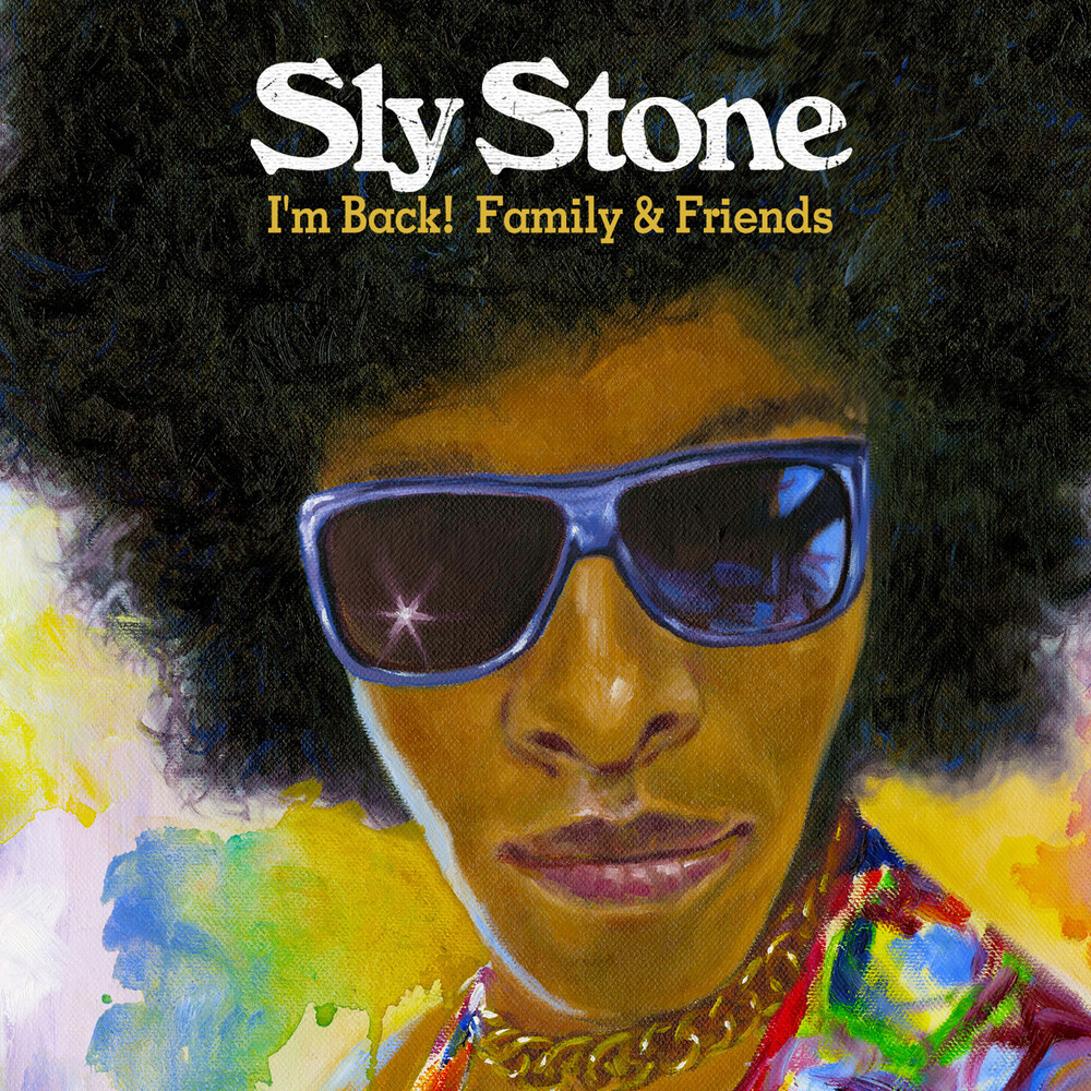 Various Artists - I'm Back! Family & Friends / Various