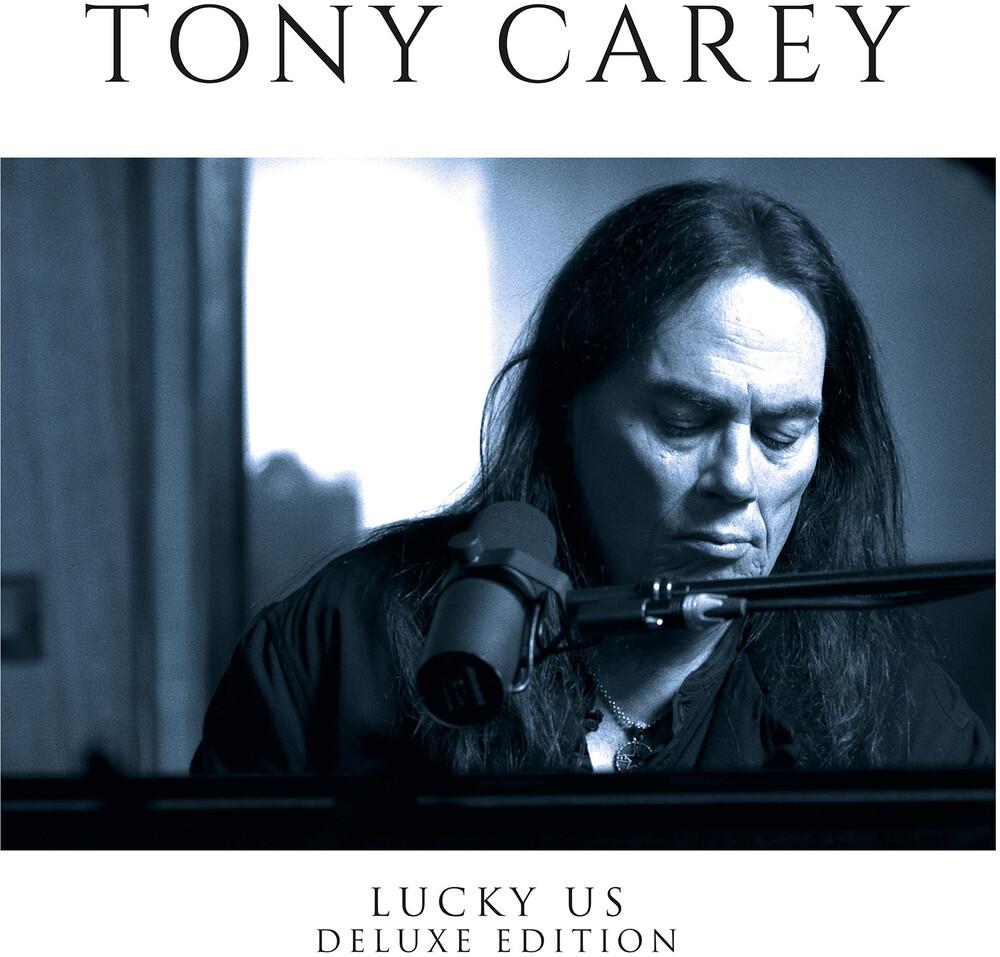 Tony Carey - Lucky Us (Deluxe Edition) (Bonus Tracks) [Deluxe]