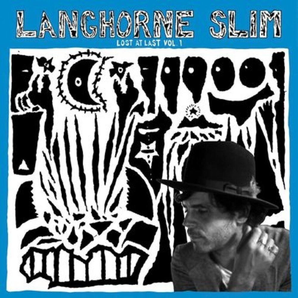 Langhorne Slim - Lost At Last Vol. 1 [LP]