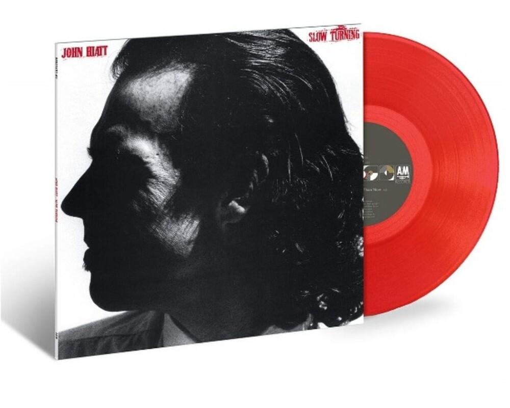 John Hiatt - Slow Turning [Transparent Red LP]