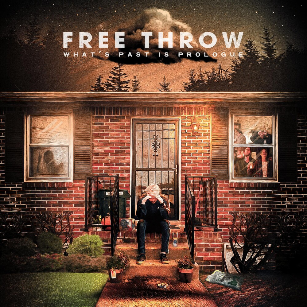 Free Throw - What's Past Is Prologue [LP]