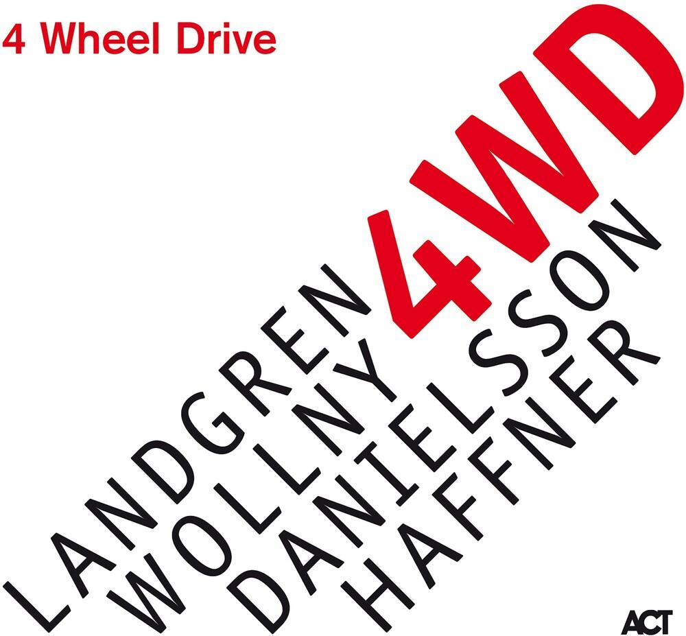 Nils Landgren - Four Wheel Drive