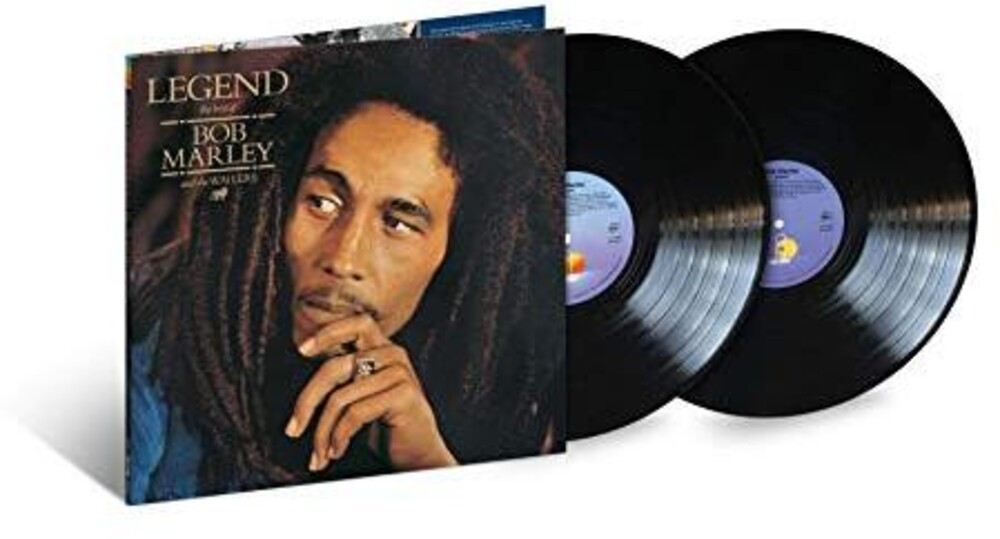 Bob Marley & The Wailers - Legend: The Best Of Bob Marley & The Wailers [35th Anniversary 2 LP]