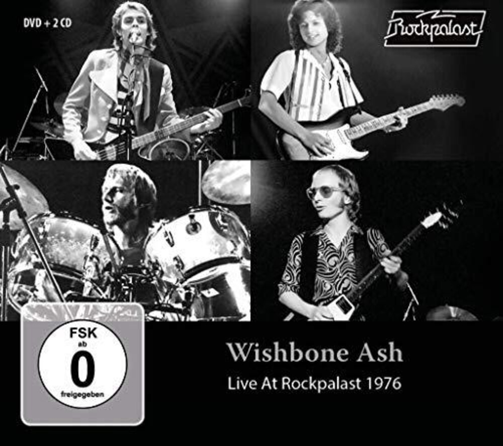 Wishbone Ash - Live At Rockpalast 1976