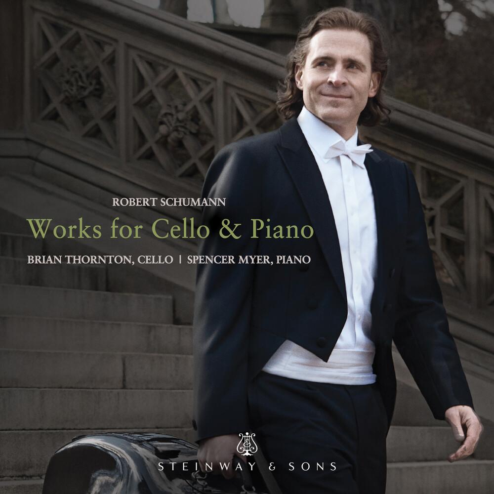 Brian Thornton - Works For Cello & Piano