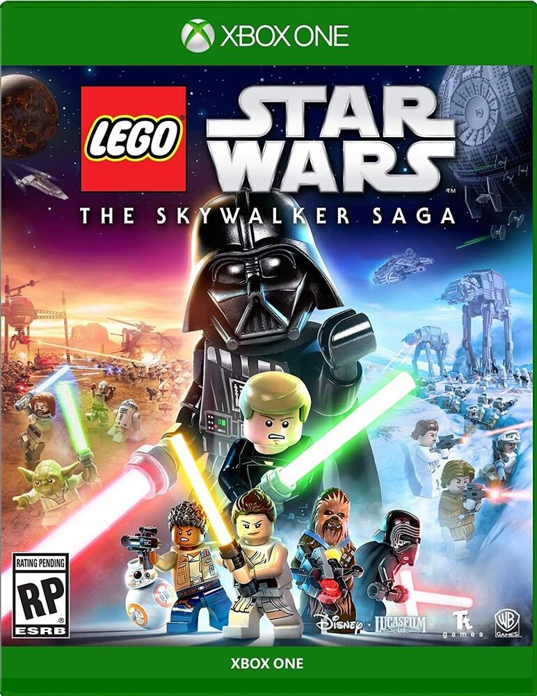 Xb1 Lego Star Wars: The Swywalker Saga - Lego Star Wars Skywalker Saga for Xbox One