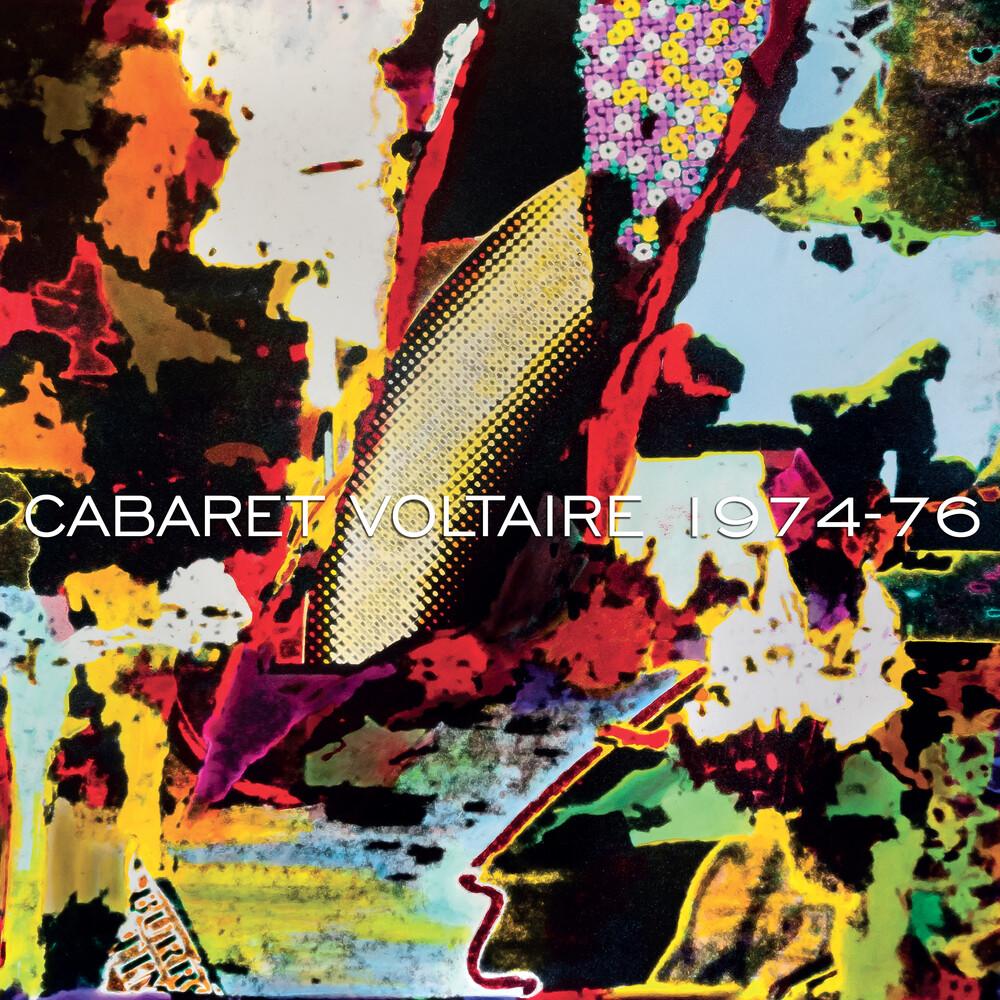 Cabaret Voltaire - 1974-76 [Remastered]