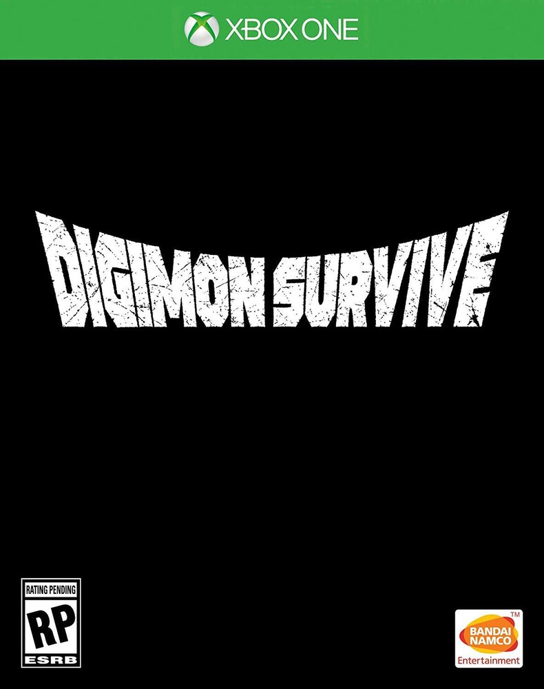 Xb1 Digimon Survive - Digimon Survive for Xbox One