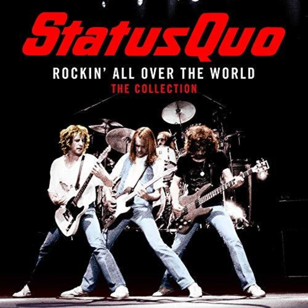 Status Quo - Rockin All Over The World [Import LP]