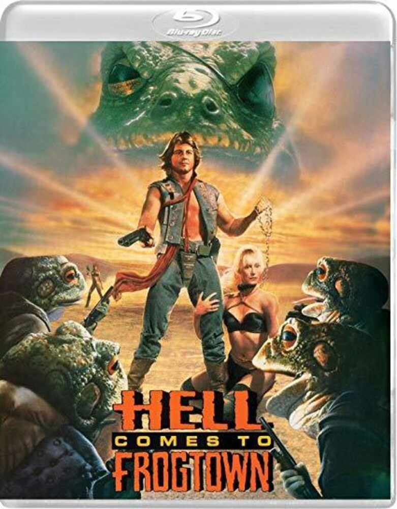 - Hell Comes To Frogtown (2pc) (W/Dvd) / (2pk Ws)