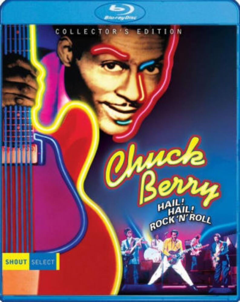 Chuck Berry - Chuck Berry: Hail! Hail! Rock 'n' Roll [Blu-ray]