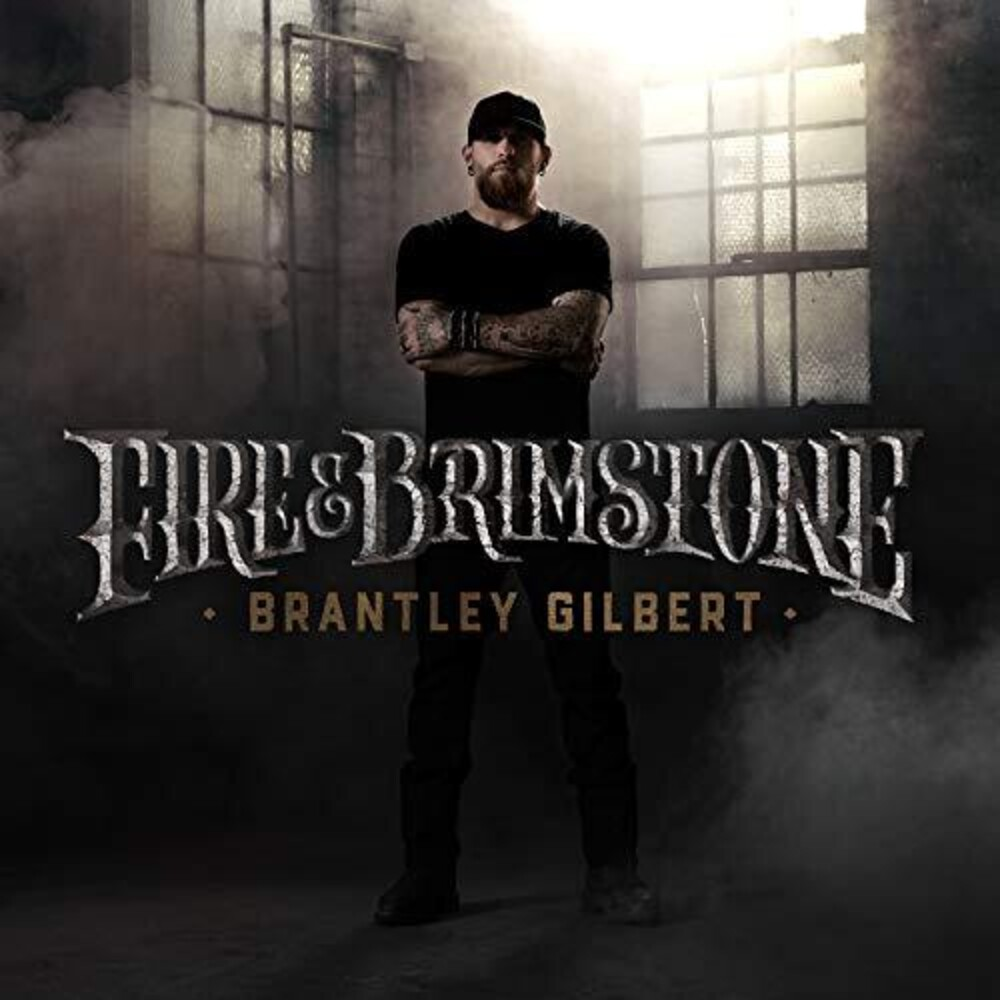 Brantley Gilbert - Fire & Brimstone [2LP]