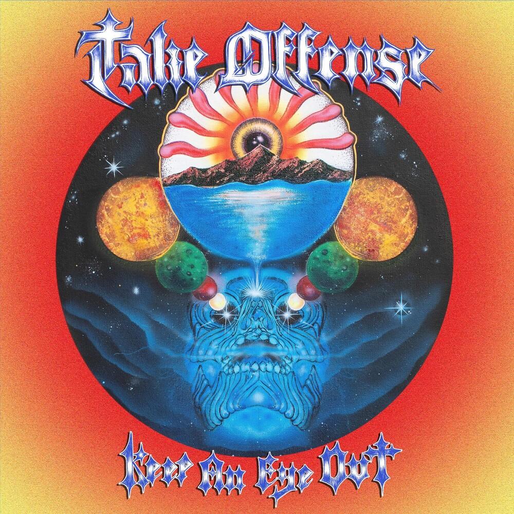 Take Offense - Keep An Eye Out [LP]