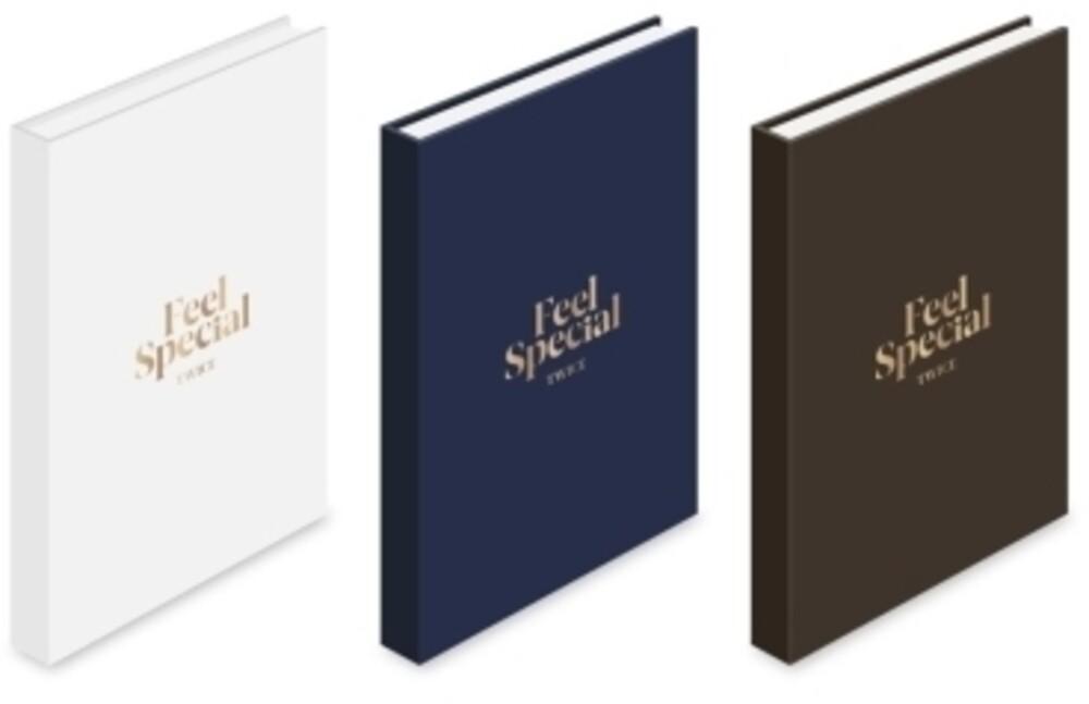 Twice - Feel Special (Random Cover) (Phob) (Phot) (Asia)