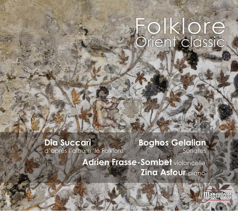 Adrien Frasse-Sombet - Folklore Orient Classic