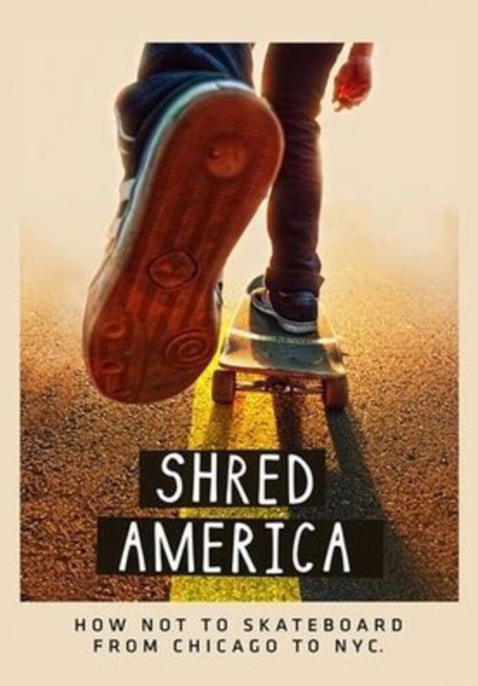 - Shred America / (Sub)