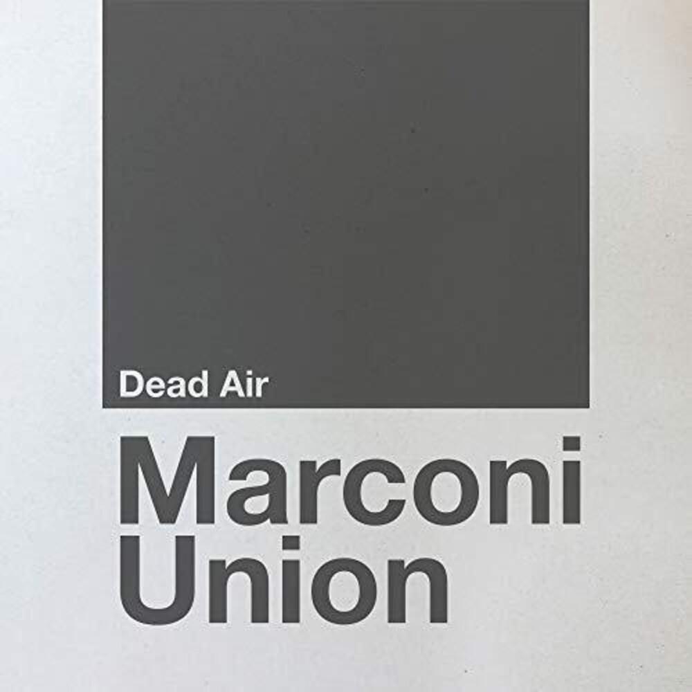 Marconi Union - Dead Air [2LP]