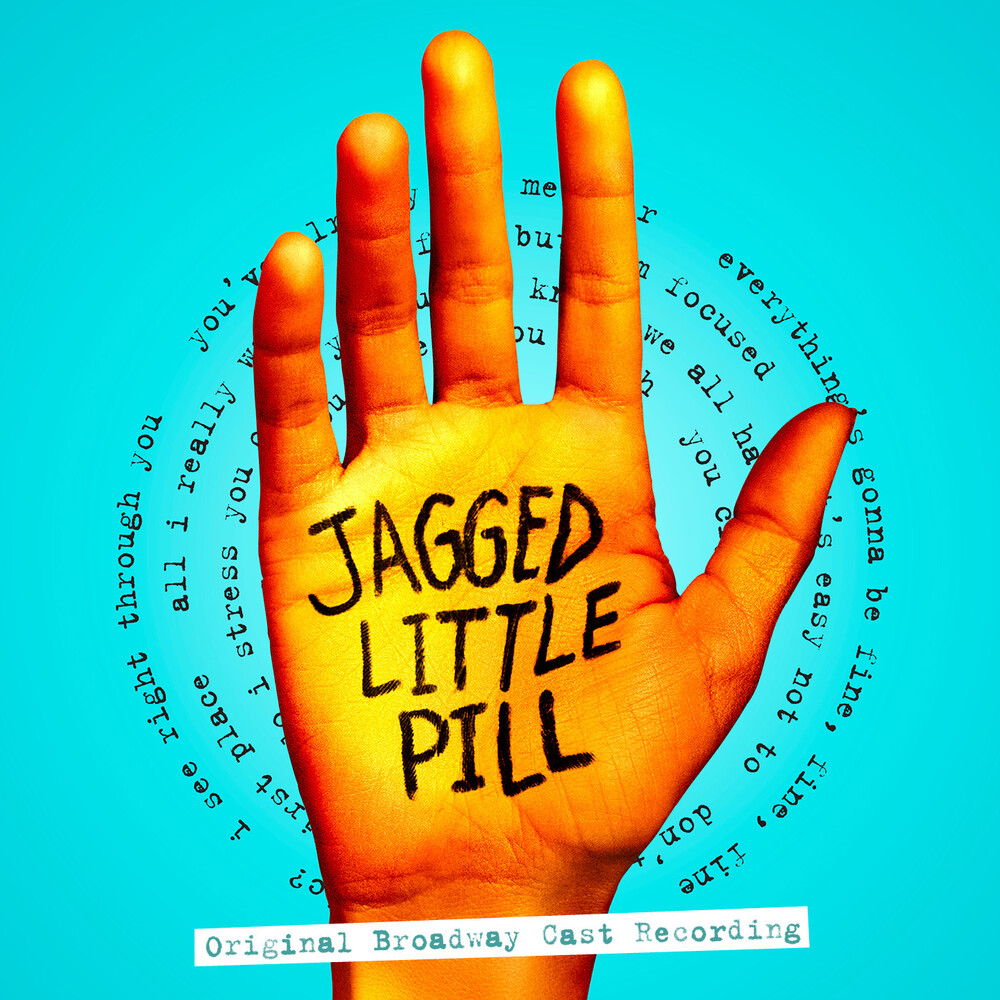 Various Artists - Jagged Little Pill (Original Broadway Cast)