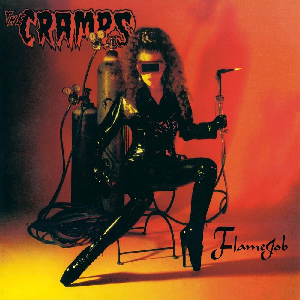 Cramps - Flamejob (Hol)