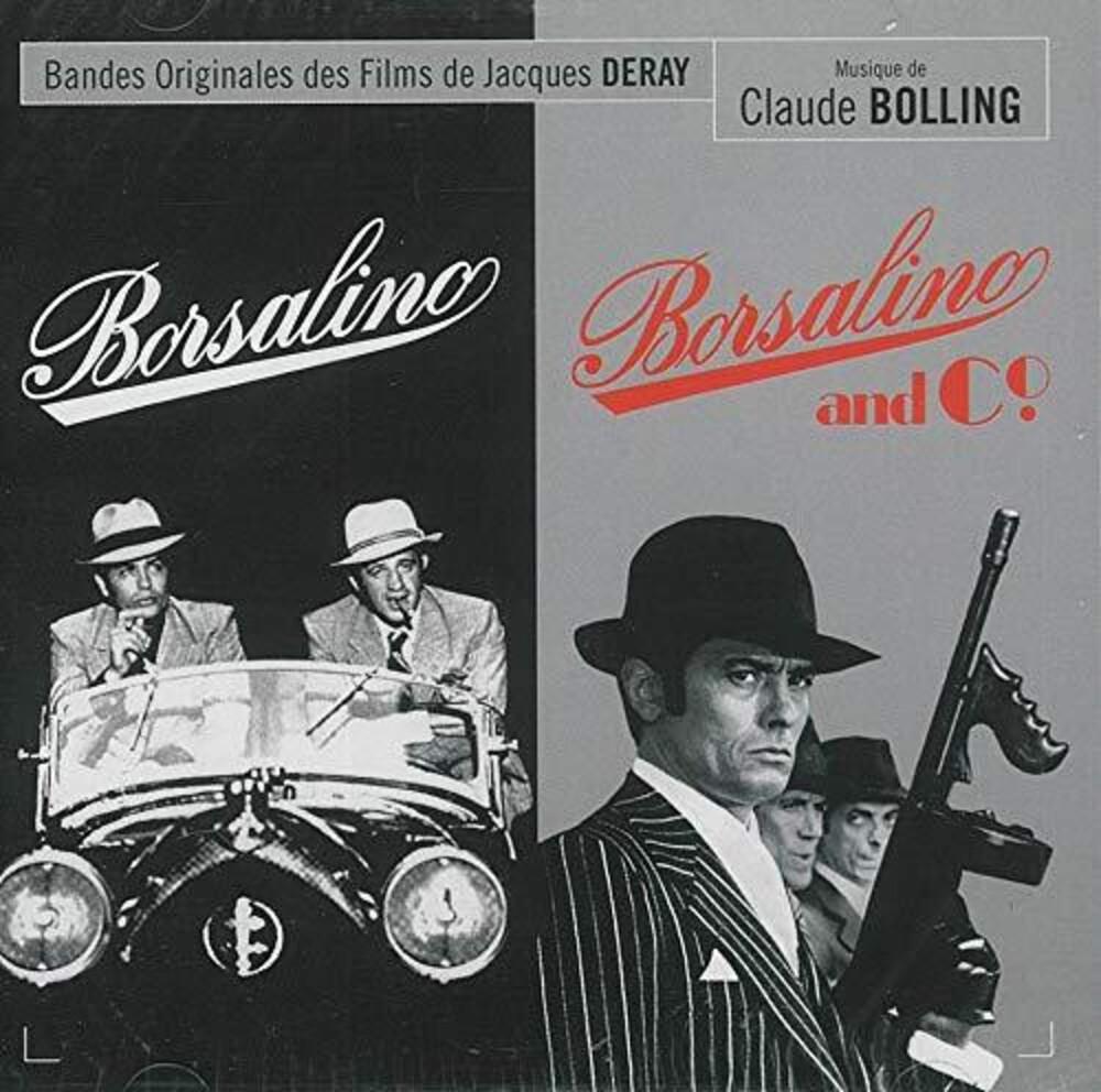 Claude Bolling Ltd Exp Ita - Borsalino / Borsalino & Co / O.S.T. [Limited Edition] (Exp)