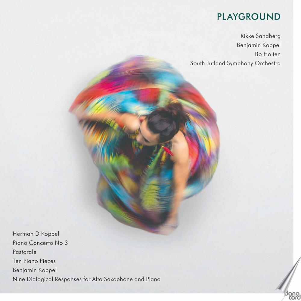 Rikke Sandberg - Playground