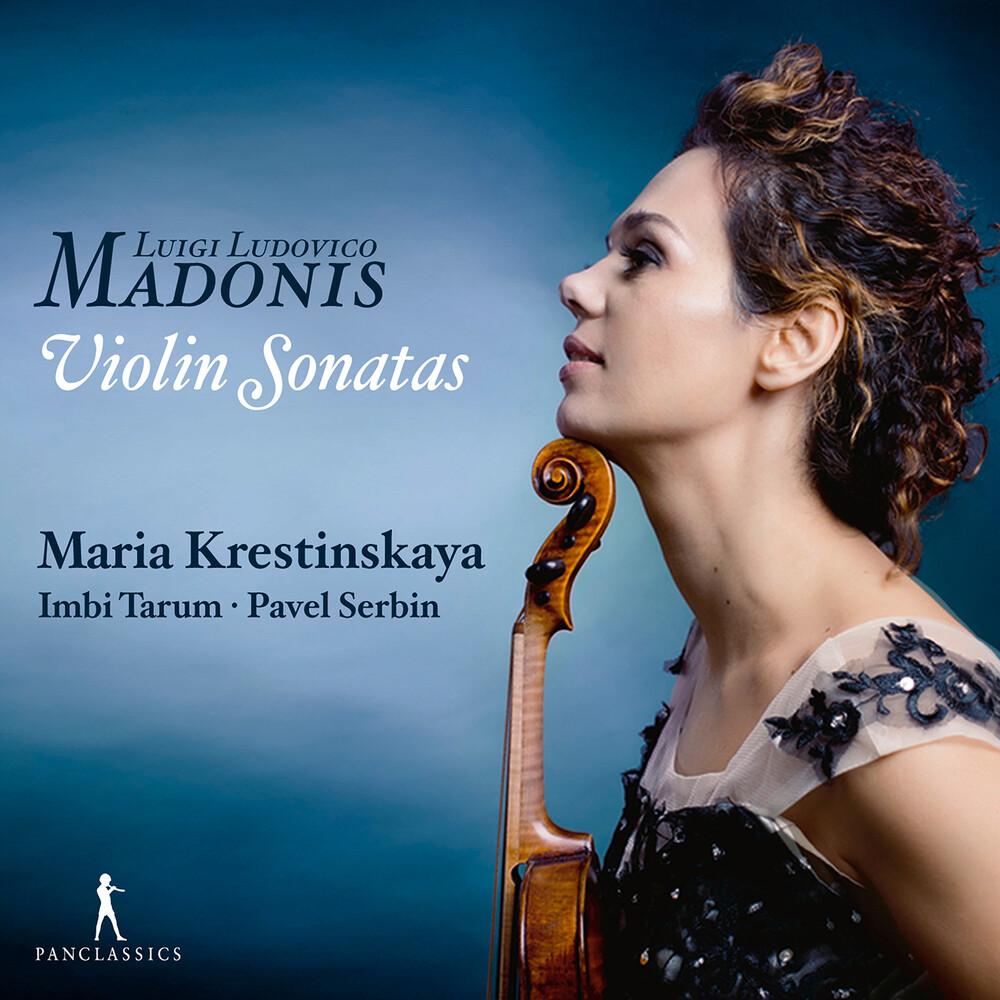 Madonis / Krestinskaya / Tarum - Violin Sonatas