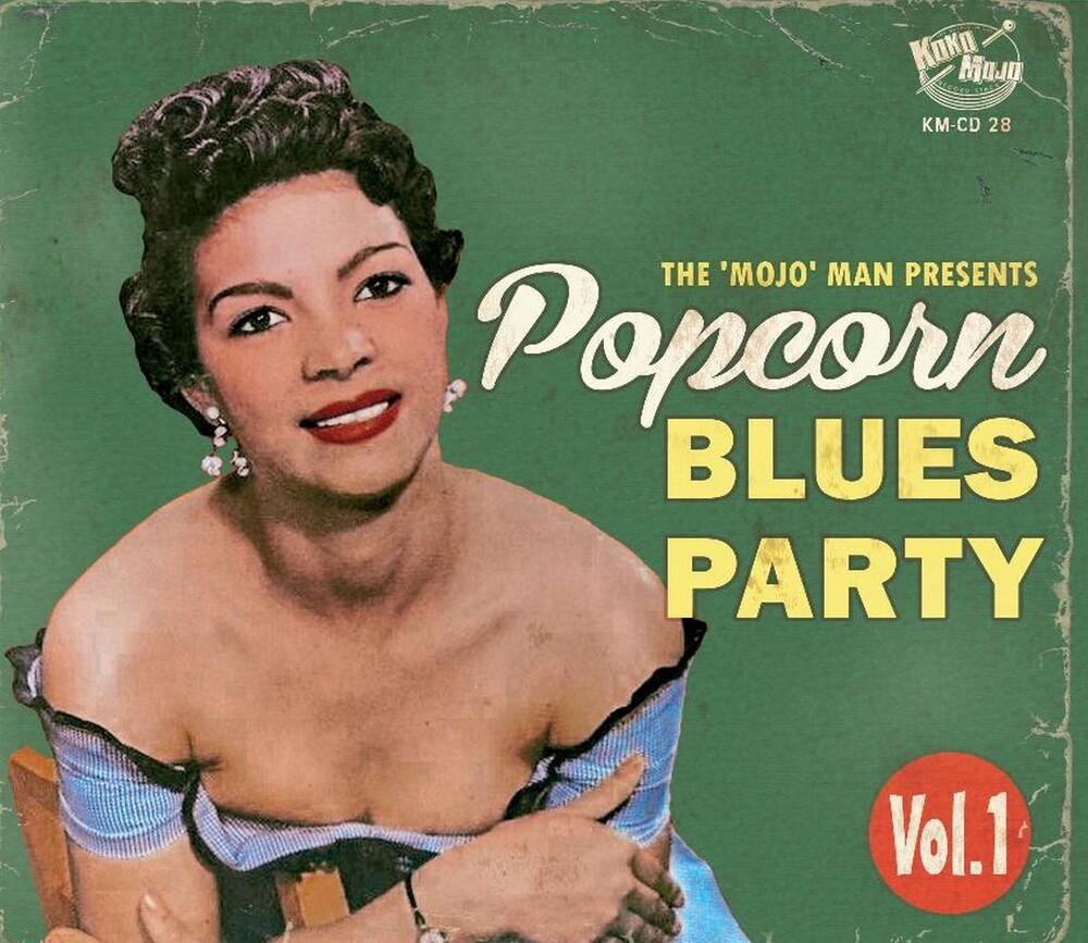 Popcorn Blues Party 1 / Various - Popcorn Blues Party 1 / Various