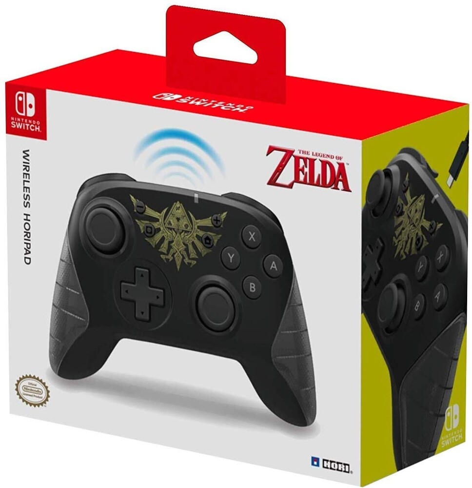 - Wireless HORIPAD Zelda
