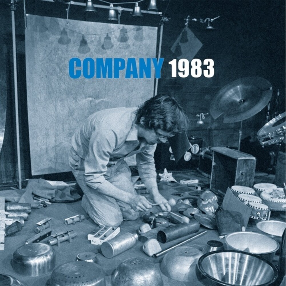 Derek Bailey - 1983