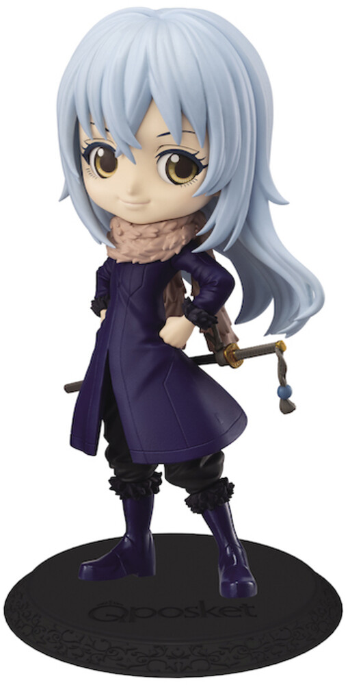 Banpresto - BanPresto That Time I Got Reincarnated as a Slime Rimuru Tempest Qposket ver.2