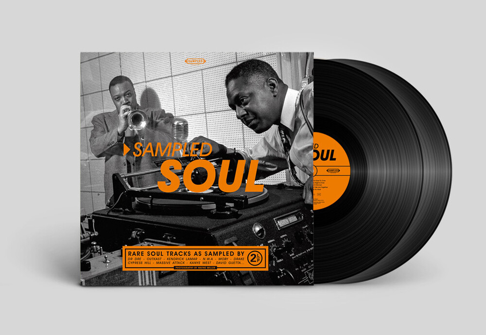 Sampled Soul / Various - Sampled Soul / Various