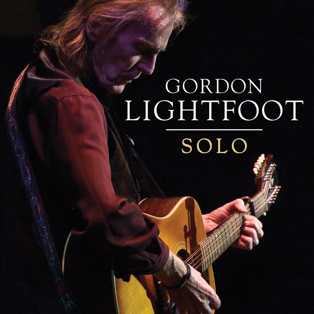 Gordon Lightfoot - Solo [LP]