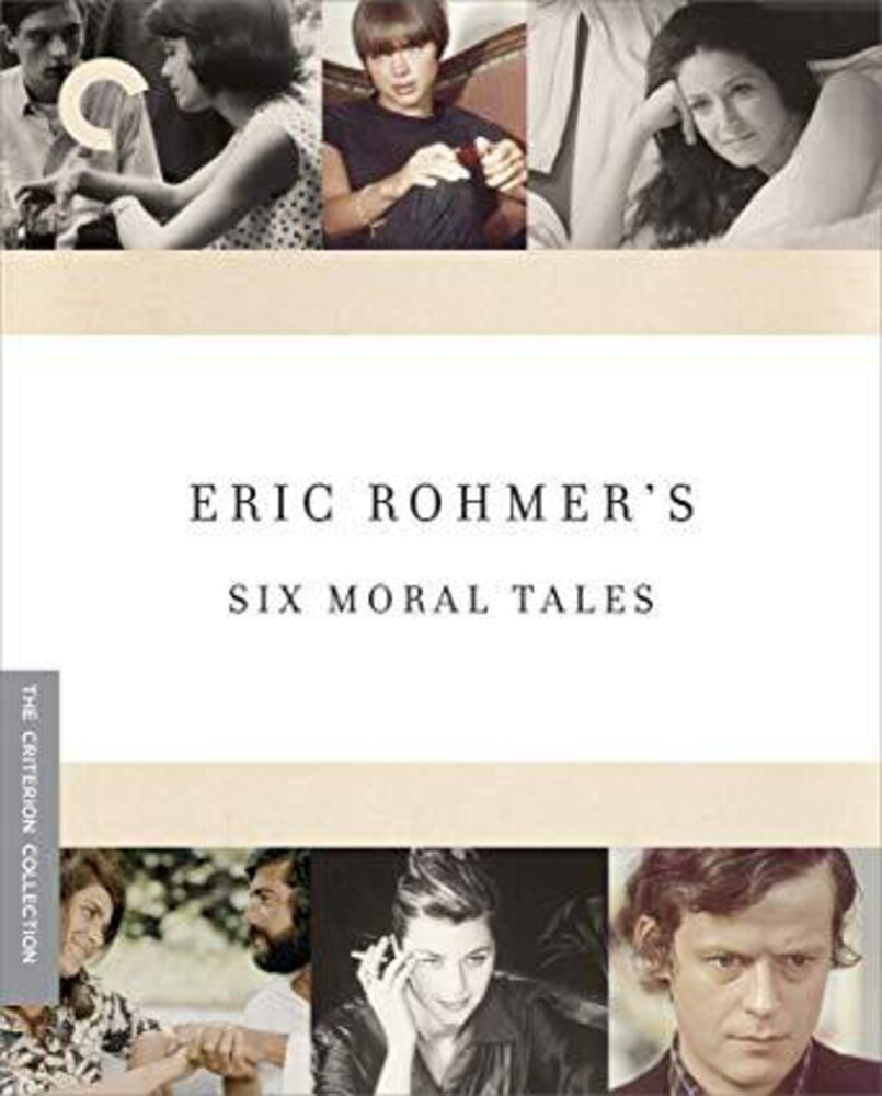 - Criterion Collection: Six Moral Tales (3pc) / (Ws)