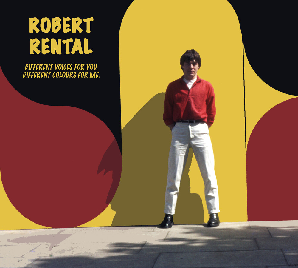 Robert Rental - Different Voices For You. Different Colours For Me