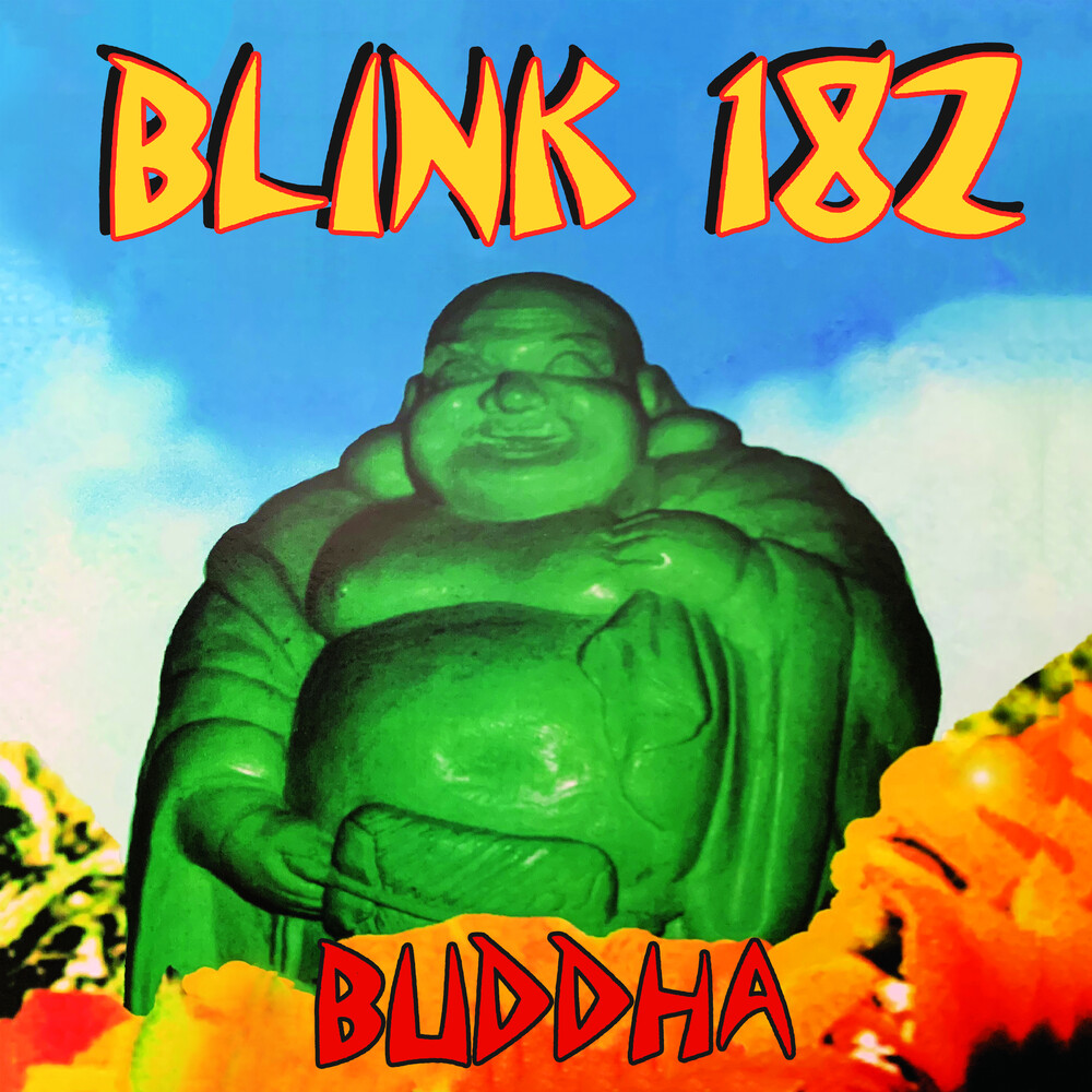 blink-182 - Buddha [Limited Edition Gold LP]