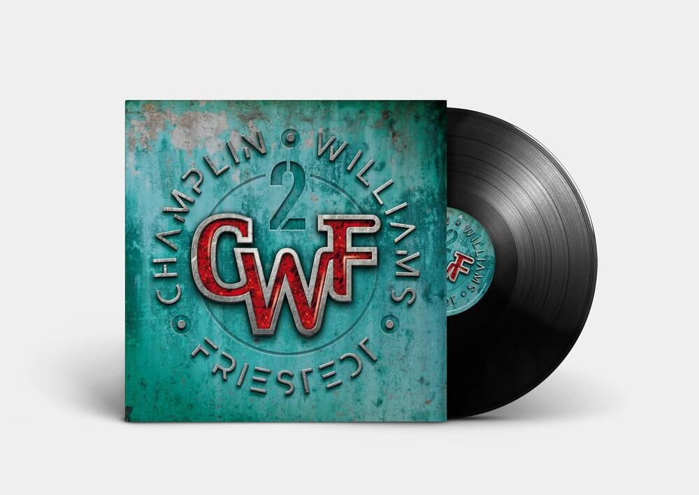 Champlin Williams Friestedt - II [LP]