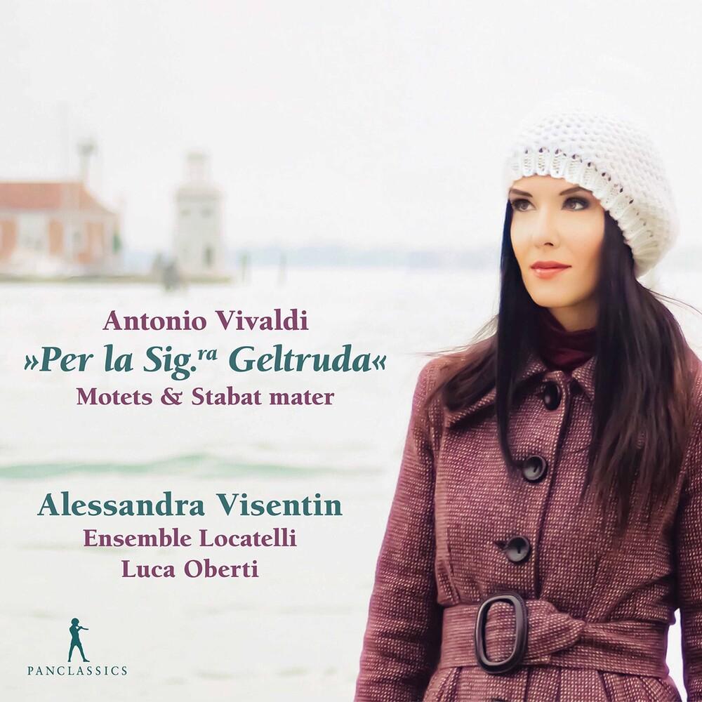 Vivaldi / Visentin / Oberti - Motets & Stabat Mater